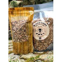 Wood Chips ALDER / APPLE - mix (50/50)