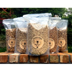 Wood Chips - SET 6-PACK