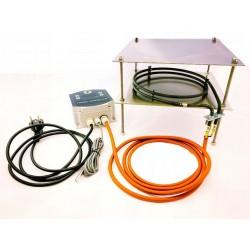 ARTS-Set, 2 kW Heizgerät + Deflektor
